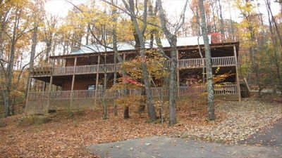 Private, Secluded Setting on 5+ Acres in Wears Valley