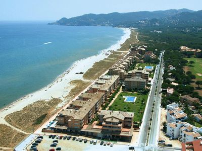 Photo for Apartments Golf Mar I & II, Playa de Pals  in Um Girona - 7 persons, 3 bedrooms