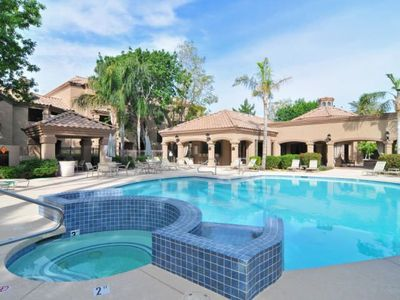 Photo for BEAUTIFUL NORTH SCOTTSDALE 5 STAR CONDO  Complimentary Wifi, Cable & Heated Pool