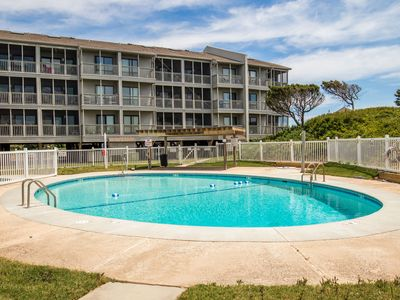 Photo for Atlantic Beach Oceanfront Condo with Beautiful Views