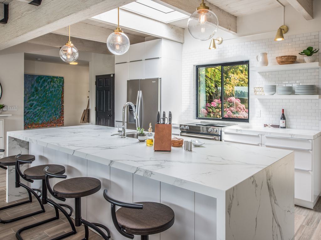 Carmel Modern Hacienda Strolling Distance To Town W/3 Bedrooms and ...