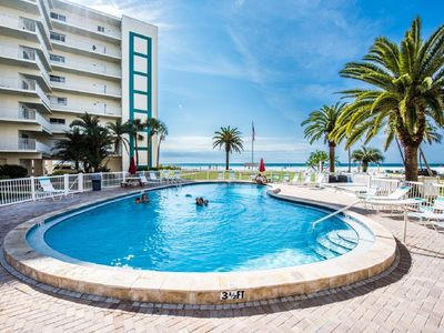 Photo for SIESTA KEY! #104 Tranquil Gulf-side 2 Bed 2 Bath minutes from the beach!