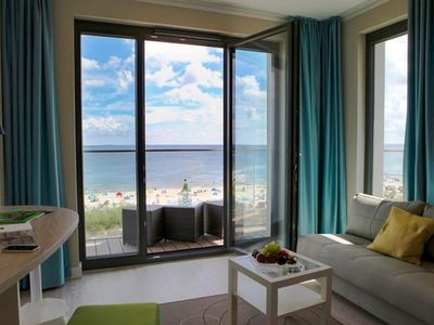 Photo for Rooms Meerseite - SEETELHOTEL Kaiserstrand Beachhotel