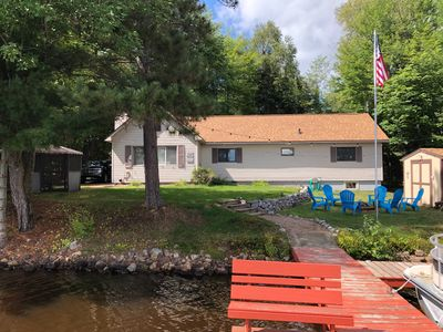 Photo for 2BR House Vacation Rental in Eagle River, Wisconsin