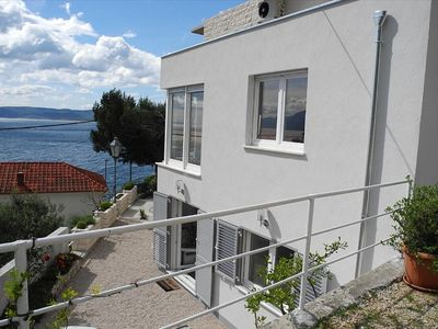 Photo for Brand new apartment near the beach - barbecue - garden - sea view