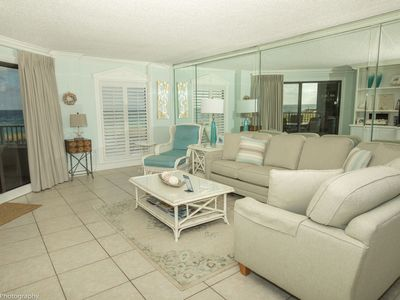 Photo for Inlet Reef 106 is a professionally decorated and absolutely gorgeous 2 BR on the beach
