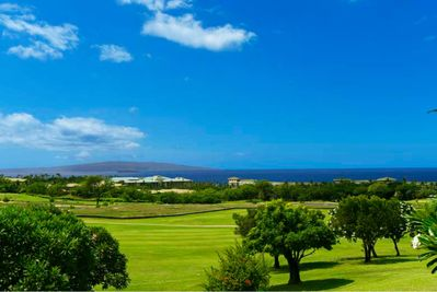 Spectacular Ocean view from lanai