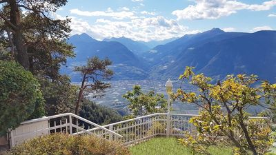 Marvelous views from the Chalet