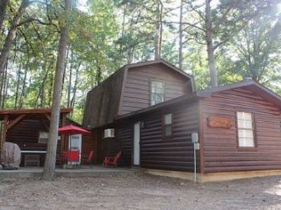 Photo for Winding Oaks Family Fun Cabin Near Broken Bow Lake and Beavers Bend State Park