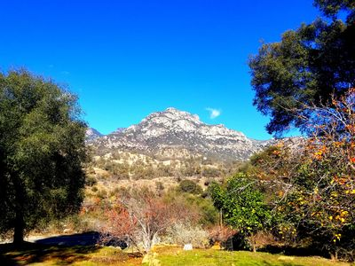 Photo for Beautiful Spacious Mountain Home - Less than one mile from the Sequoia Natl Park