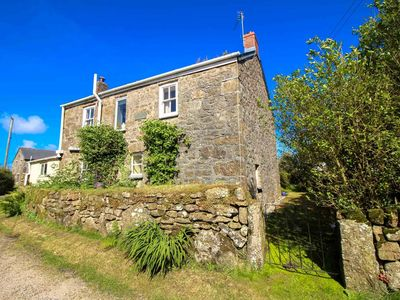 Photo for 4BR Cottage Vacation Rental in Penzance, Cornwall