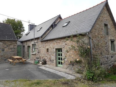 Photo for Stone house in the countryside near the village