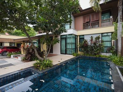 Photo for 3 Bedroom Private Villa with pool V22 in Pattaya