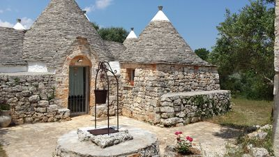 Photo for Historical trullo in Cisternino/Puglia/italy