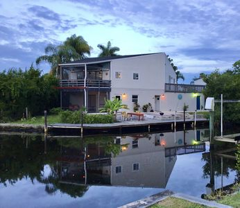 Photo for Aloha  Royal Palms!  - Awesome private lodging on the water!