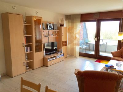 Photo for Family friendly, beachfront apartment with 3 bedrooms, balcony & Wi-Fi