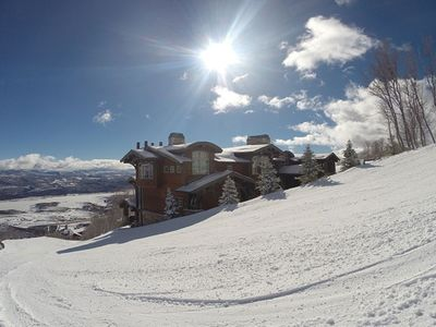 Photo for Gandhara by Resorts West - Ski-in ski-out to Deer Valley from this luxurious kingdom