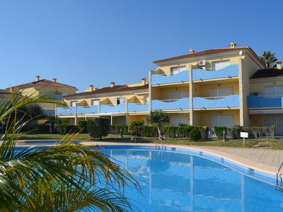 Photo for Casa Pinsa with WiFi, 3 bedrooms 3 air conditioners, 2 bathrooms and communal pool in Denia