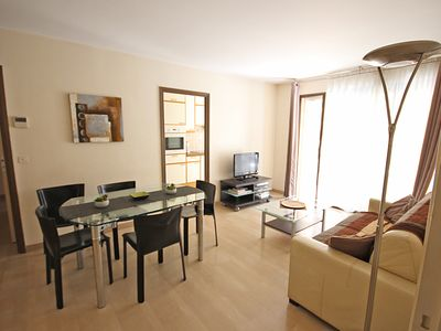 Photo for Eden Palace 3 parts 60 m2 street of Antibes with AC,wifi closed carpark