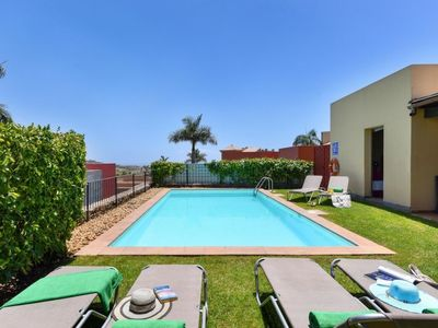 Photo for Vacation home P18 in Gran Canaria/Maspalomas - 6 persons, 3 bedrooms