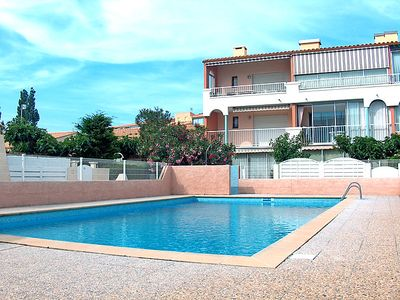 Photo for Vacation home Les Cristallines  in Cap d'Agde, Hérault - Aude - 4 persons, 1 bedroom