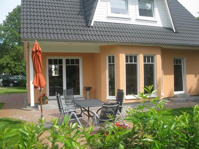Photo for Holiday home in Prerow/Darß with fireplace, sauna & whirlpool, 3 bedr., 2 bathr.