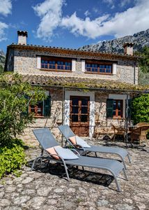 "Photo for ""S'Erisal"", stunning villa in Fornalutx, 10 minutes from the Soller beach."