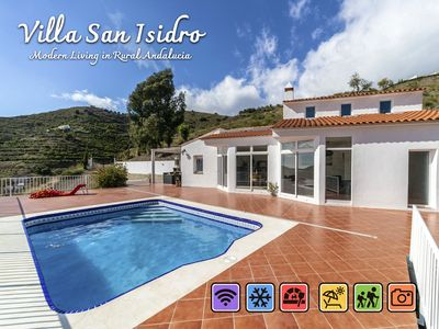 Photo for Modern Living in Rural Andalucia