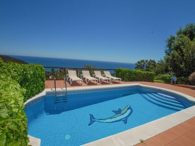 Photo for 4BR Villa Vacation Rental in Blanes