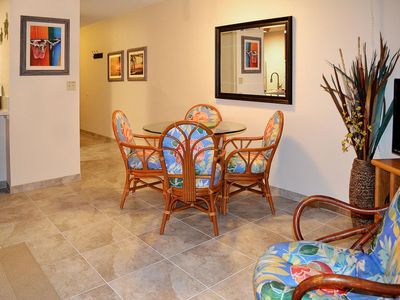 Lots of Room and Comfortable Dining Area - FREE Cable TV, Internet and Phone