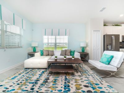 Photo for Townhome with Private Pool, 5 minutes to Disney World!