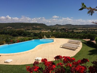 Photo for Villa Carru with Swimming Pool, Kitchen, 6 Bedrooms and 4 Bathrooms