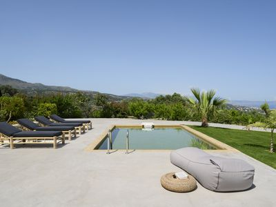 Photo for Villa Elia-Contemporary And Luxury Villa With Great Panoramic Views!