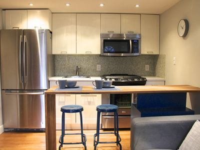Photo for Cozy Suite in Heritage Home: Cambie Village, Near VGH - 1 Bedroom, Sleeps 2