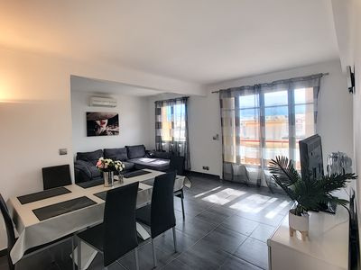 Photo for BEAUTIFUL 3 ROOMS 68M² - REAR MARTINEZ