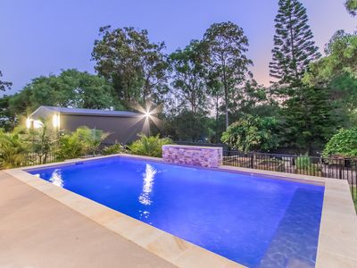 Photo for GOLD COAST SURFERS PARADISE THEME PARKS  RELAXING RETREAT  WITH HEATED POOL.