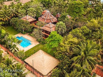 Photo for Athakon House • Traditional Luxury Design Villa in Tropical Garden