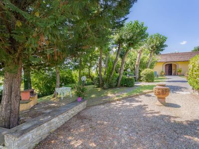 Photo for Wonderful private villa with WIFI, private pool, TV, balcony, panoramic view and parking
