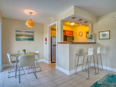 Photo for Sunny condo by the beach w/ shared pool & patio - pet-friendly!