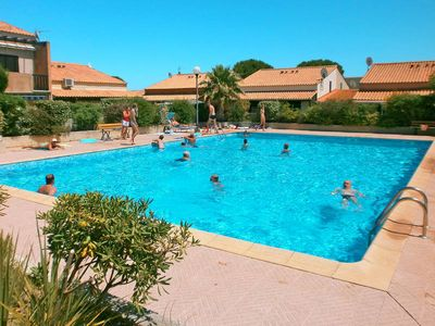 Photo for Apartment Gruissan  in Gruissan, Languedoc - Roussillon - 5 persons, 1 bedroom