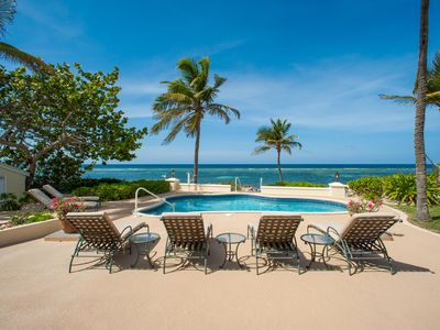 Photo for Gypsy: Sleek Luxury Villa on Rum Point Shores with a Beautiful Pool & Breathtaking Views