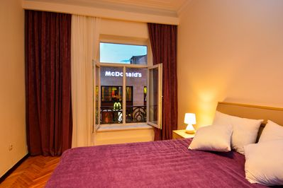 room 1, Best mattress, TV with cable television and Wifi.