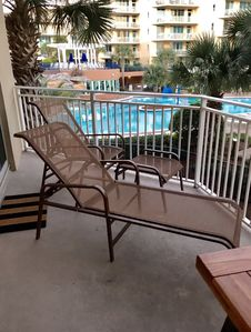 Photo for NEW LISTING! Waterscape B210 COMPLETE REMODEL! OCEAN & POOL VIEW, LAZY RIVER