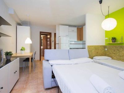 Photo for Apartment in Tarragona Old Town with A / C