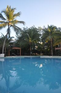 Photo for 1BD Condo on the Beach in central Sosua, low down payment!