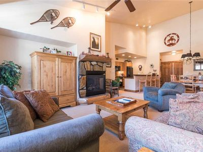 Photo for Expansive and Elaborate, Beautiful Vaulted Ceilings, You feel right at Home! A/C CL3306