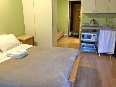 Photo for Apartment 71SLL-Convenient, Perfect for 2! in Mount Baker/Glacier - 2 persons, 1 bedrooms