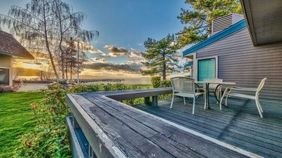 Photo for Lake Front Deluxe Townhome | Close to Heavenly and the Beach!