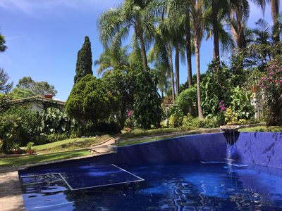 Photo for Villa Amecameca-Mexican Colonial Home-Great Location, Perfect for Families &pets