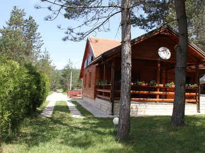 Photo for Holiday house near Plitvice Lakes